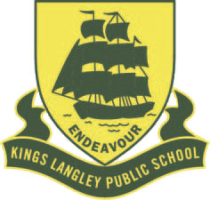 Kings Langley Public School logo